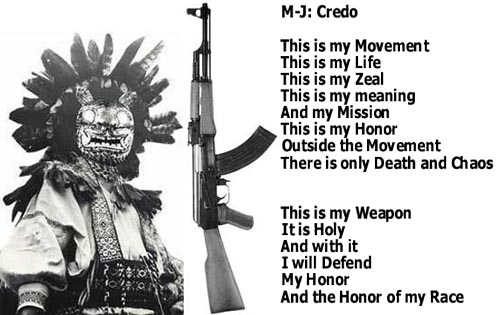 Credo of the Mexican-Jaguars